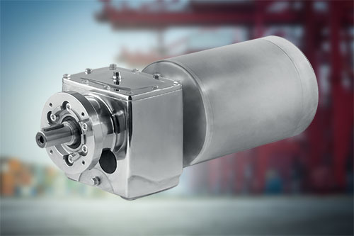 motoreducteurs en acier inoxydable